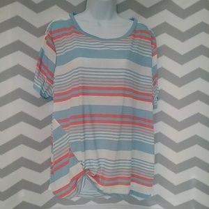 3/$15⚡NWOT WallFlower Striped Top